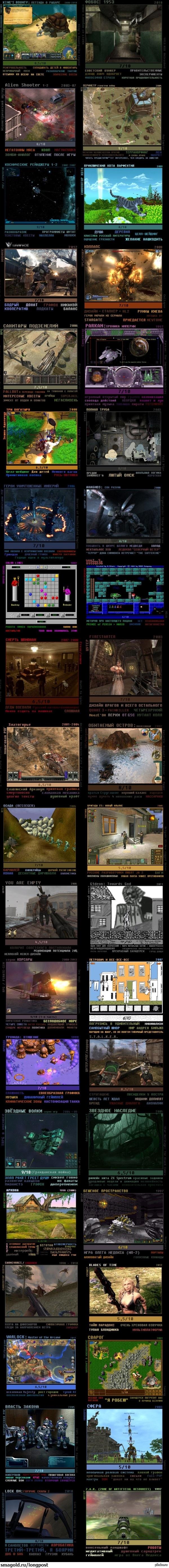 Список более-менее годных игр, разработанных православными игроделами. Часть 2. Вторая и последняя часть.