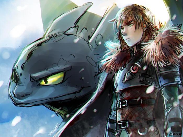 Как приручить дракона 3 сезон 20 серия - ef