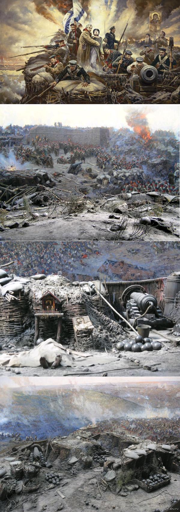 Оборона Севастополя(1854-1855) 25 сентября 1854 года французский и английский войска предприняли попытку взятие...