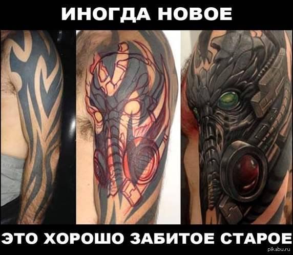 Значение тату мандала  tattoohacom