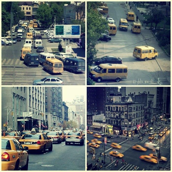 Общее между Mahachkala & New-York city Пересматривая свои фотография из Дагестана, мне показалось, что знакомое...