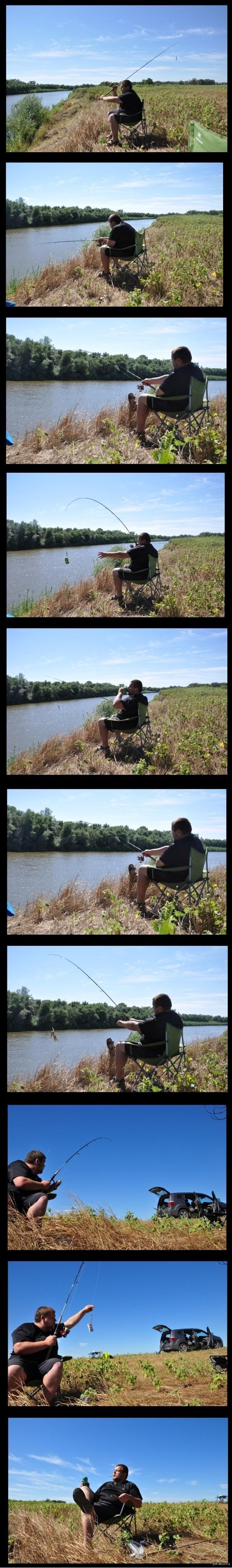 кто ездит на рыбалку один
