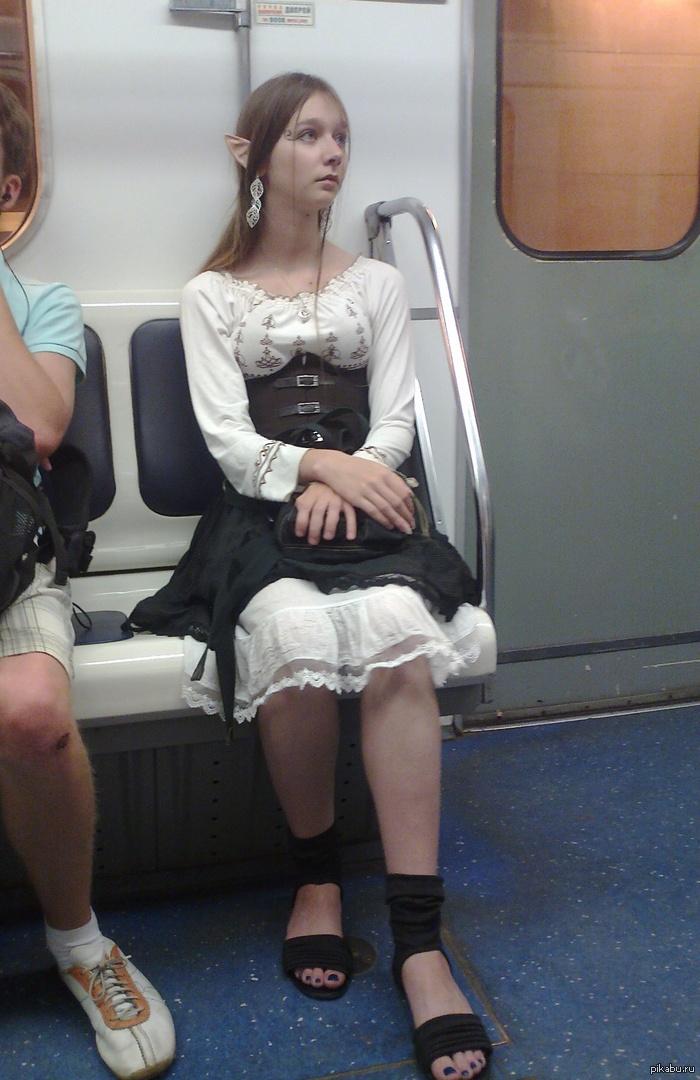 знакомства в питерском метро