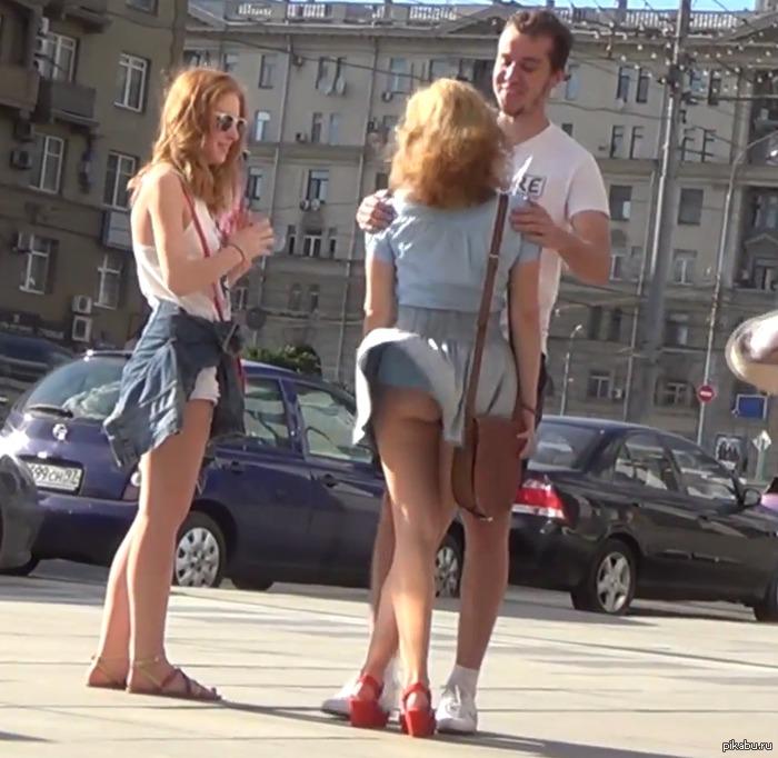 как познакомится с незнакомой девушкой на улице
