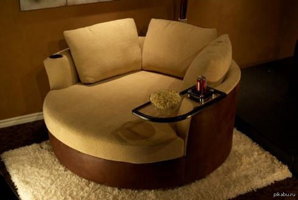 Как сделать удобное кресло в домашних условиях