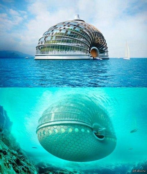 Картинки по запросу подводный отель в китае