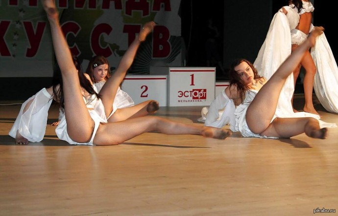 Фото порно танцев