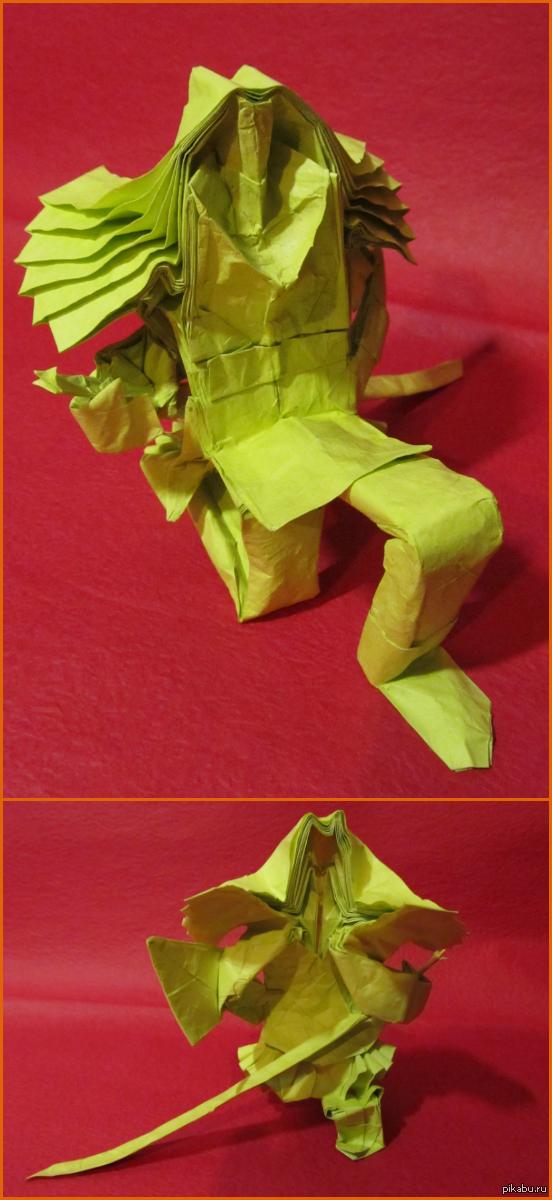 Меченосец (Swordsman) по схеме