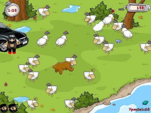 игра трахни овечек