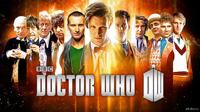 Doctor Who нужна помощь.