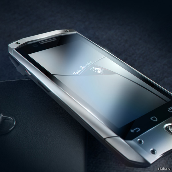 новый смартфон от ламборджини