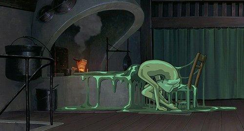 картинки аниме доброе утро: