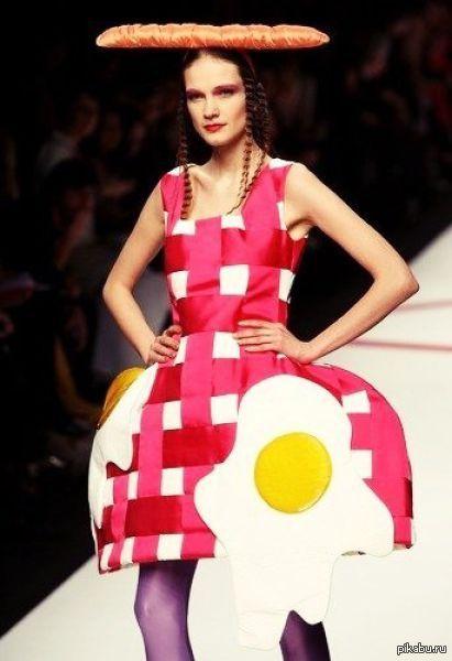 Картинки Необычные Модные Платья