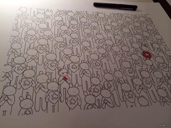 найти рисунки: