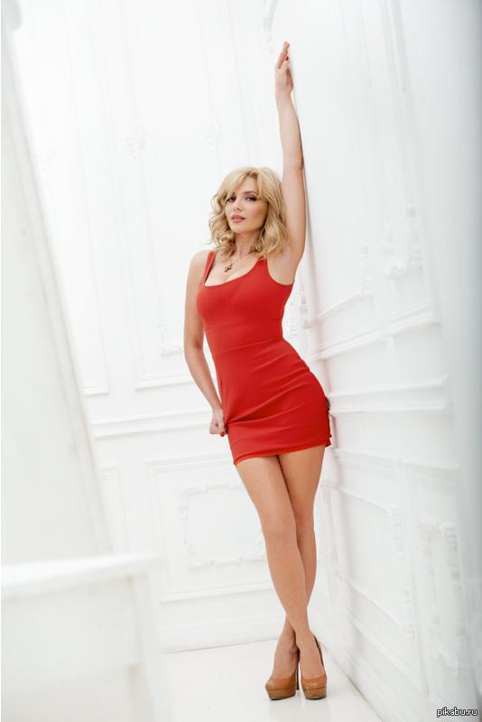 Таня Миловидова в нижнем сексуальном белье на красивых эро фотках