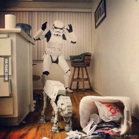 star wars stormtrooper funny - photo #5