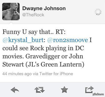 """Дуэйн """"Скала"""" Джонсон: новый Зеленый Фонарь? Медленно, но верно, фильм """"Бэтмен против Супермена"""" превращается в """"Лигу Справедливости""""."""