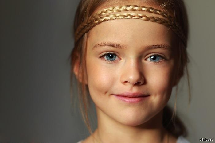 самая красивая девушка мира 12 лет фото и