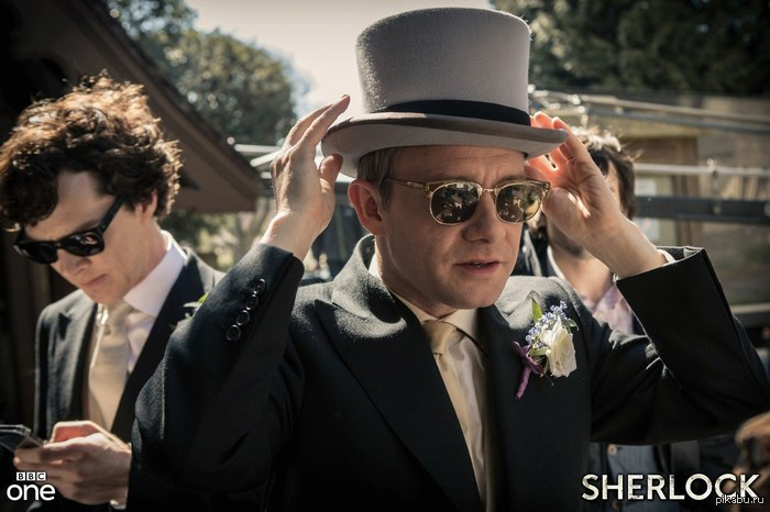 Sherlock 4 Серия