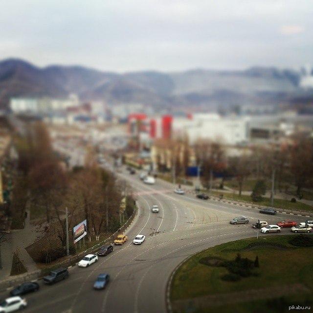 Игрушечный Новороссийск Автор: Динара Степанова