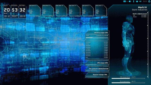 Стол могу поделиться с linux оидами