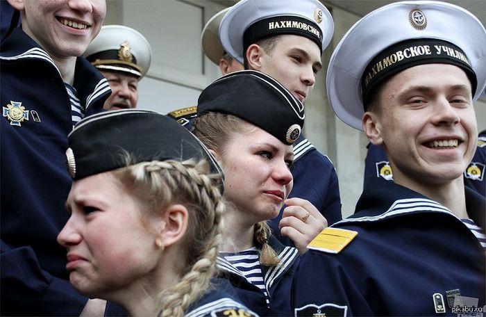 моряки фото спб ню