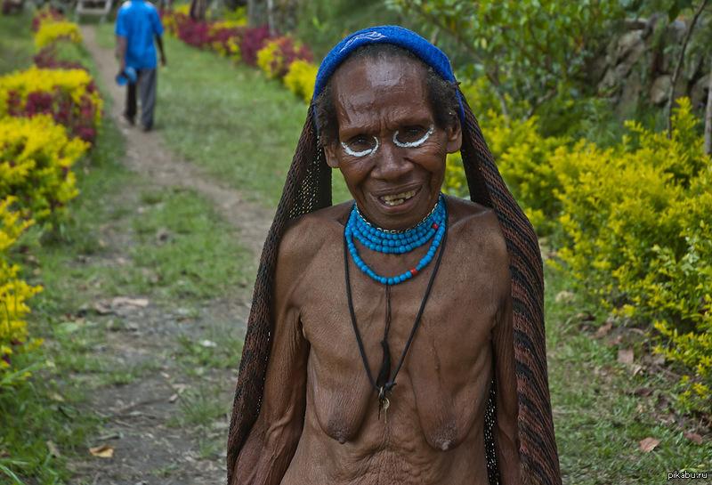 Сиськи папуасов фото 4 фотография
