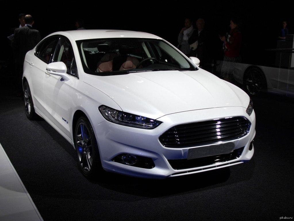Новый форд мондео 5 фото