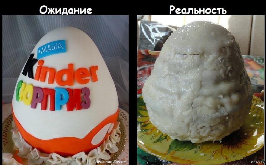 Дешевые торты своими руками