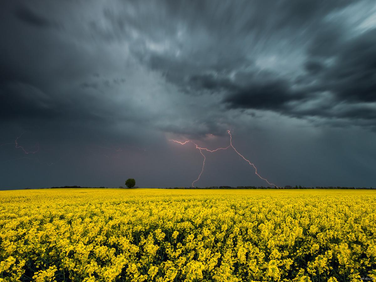Молния гроза фото