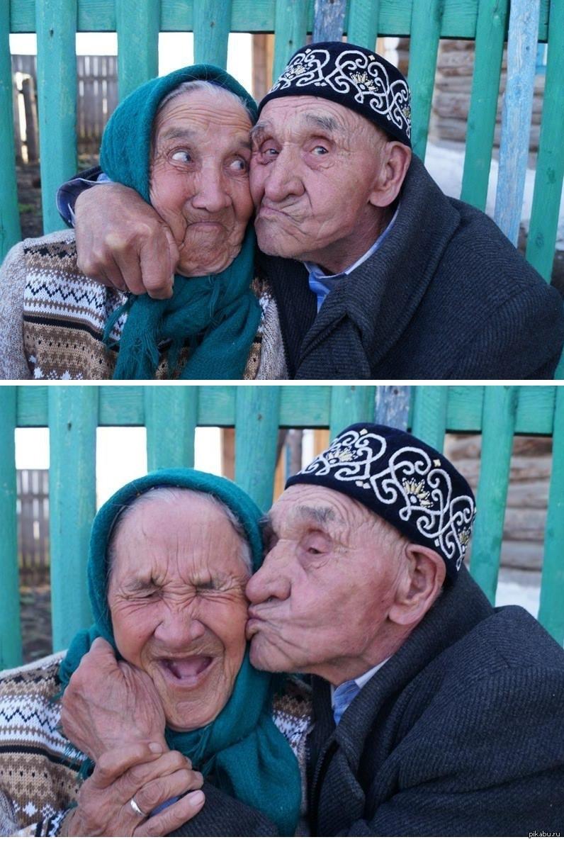 Страстные старички смотреть 8 фотография