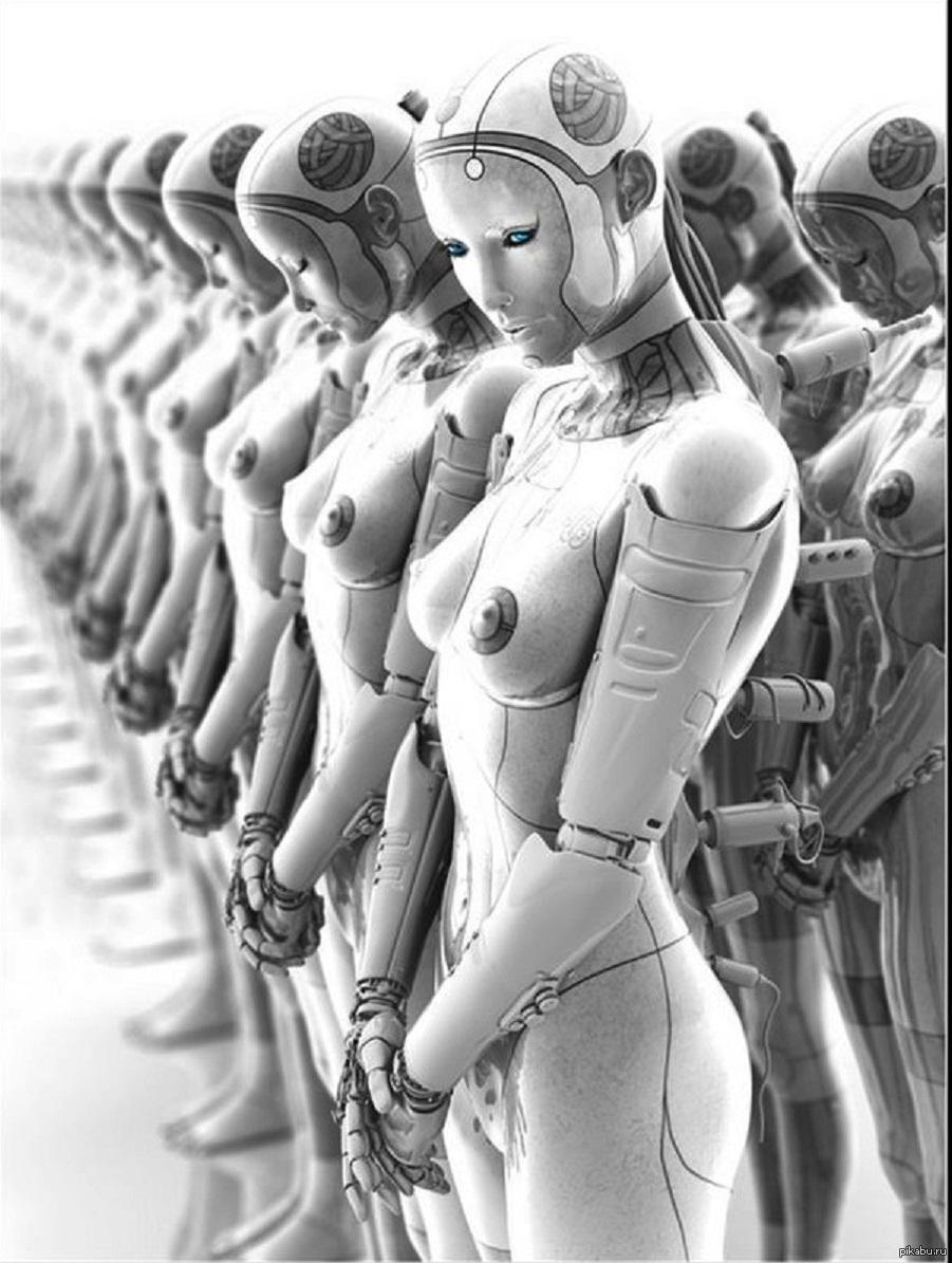 Секс робот мужчина 1 фотография