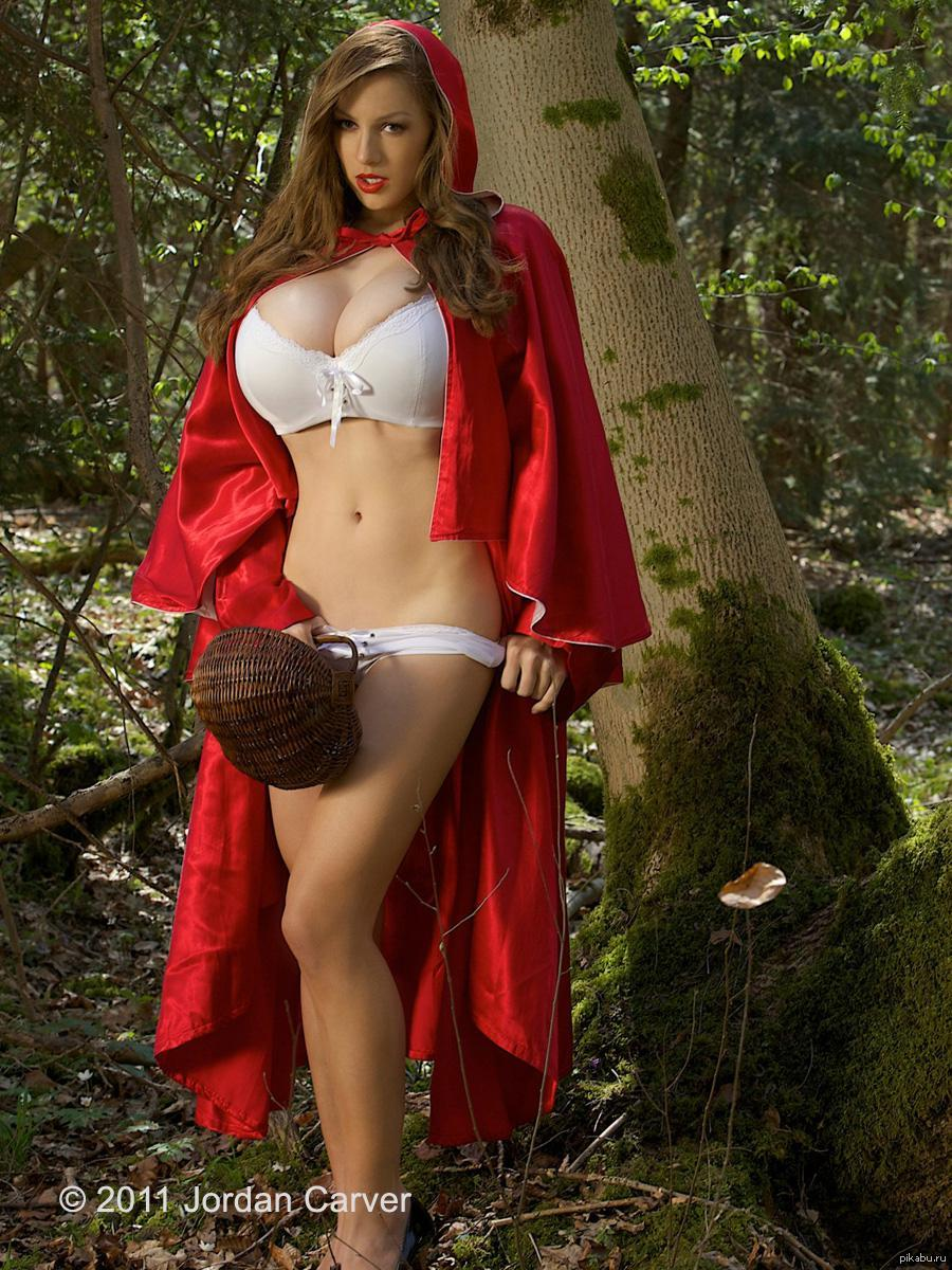 Серый волк трахнул красную шапочку 29 фотография