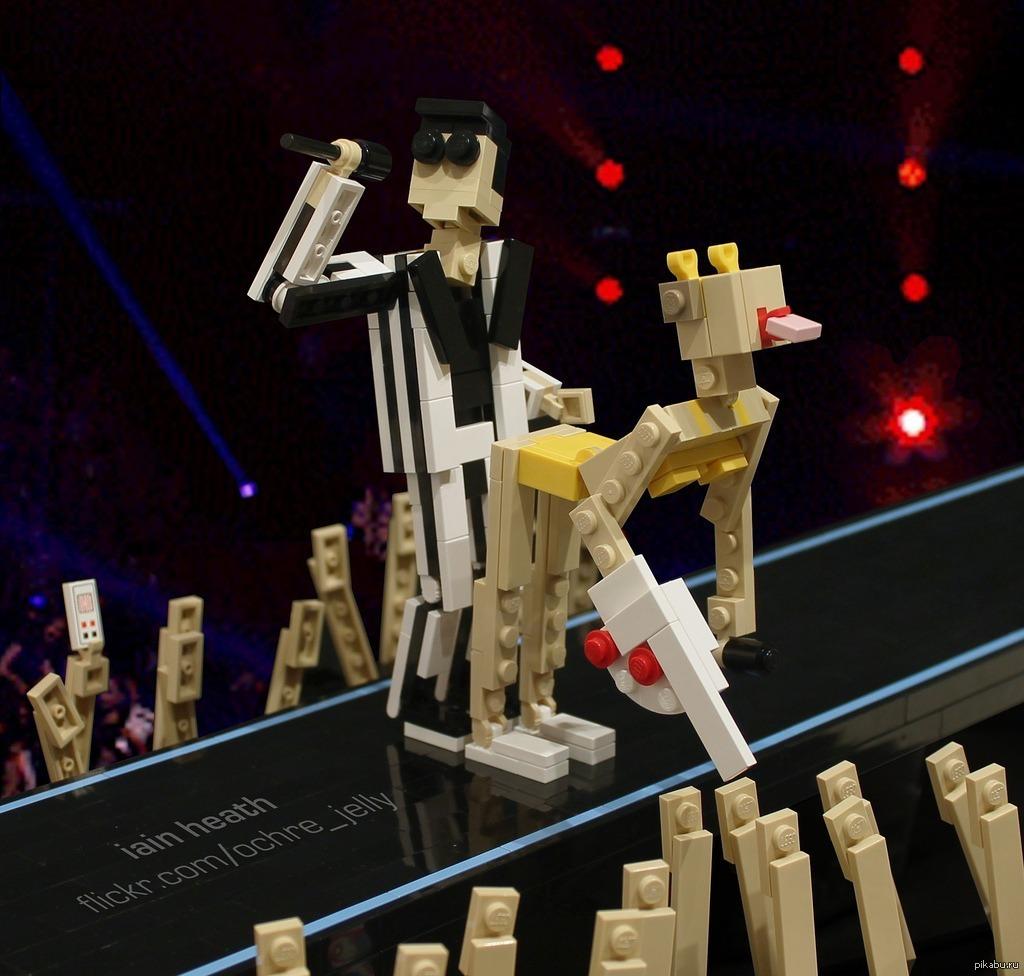 Лего и жопы фото 268-885