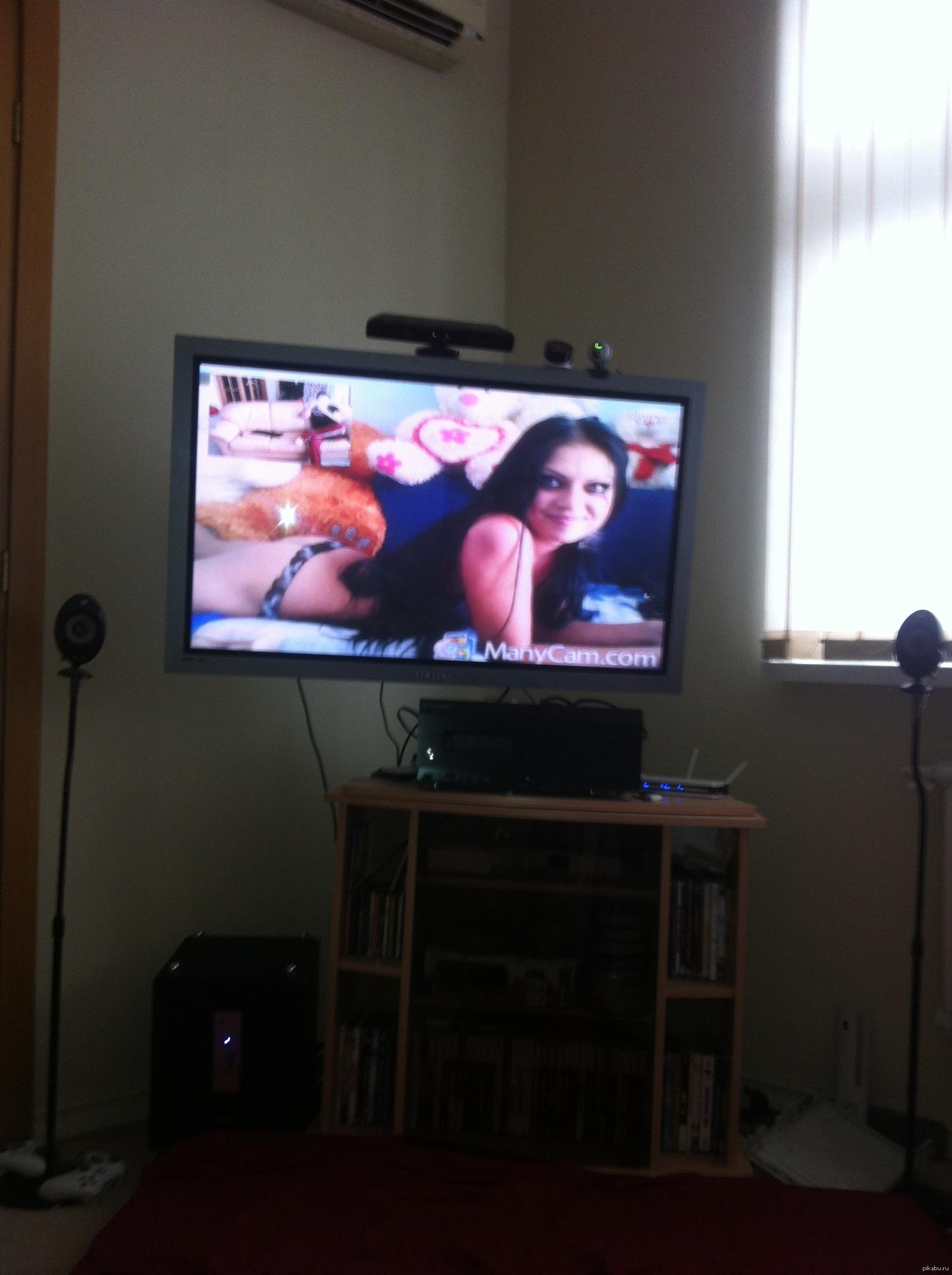 Откровенное общение с девушкой по скайпу 0 фотография