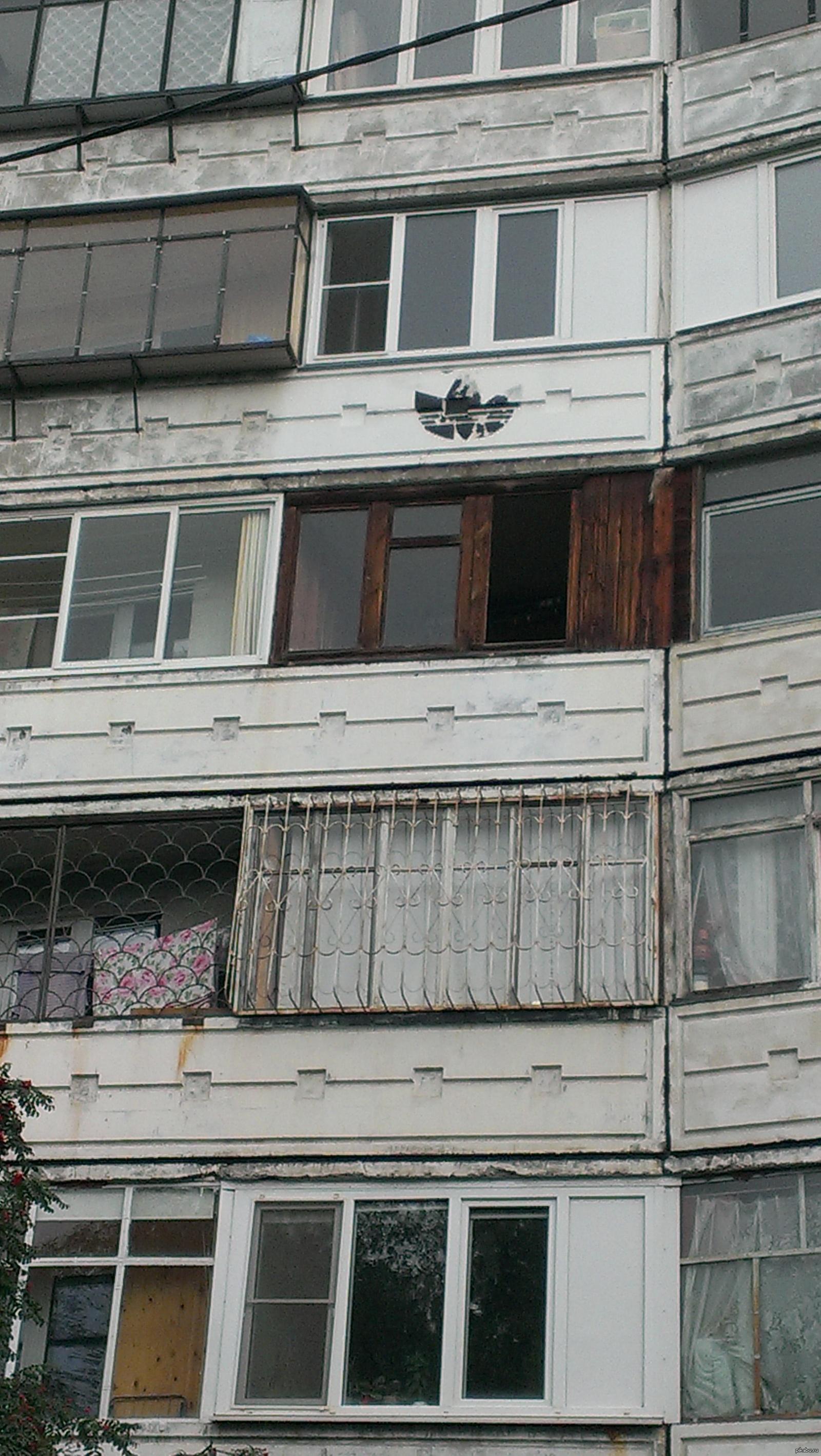 +20 к четкости балкона.