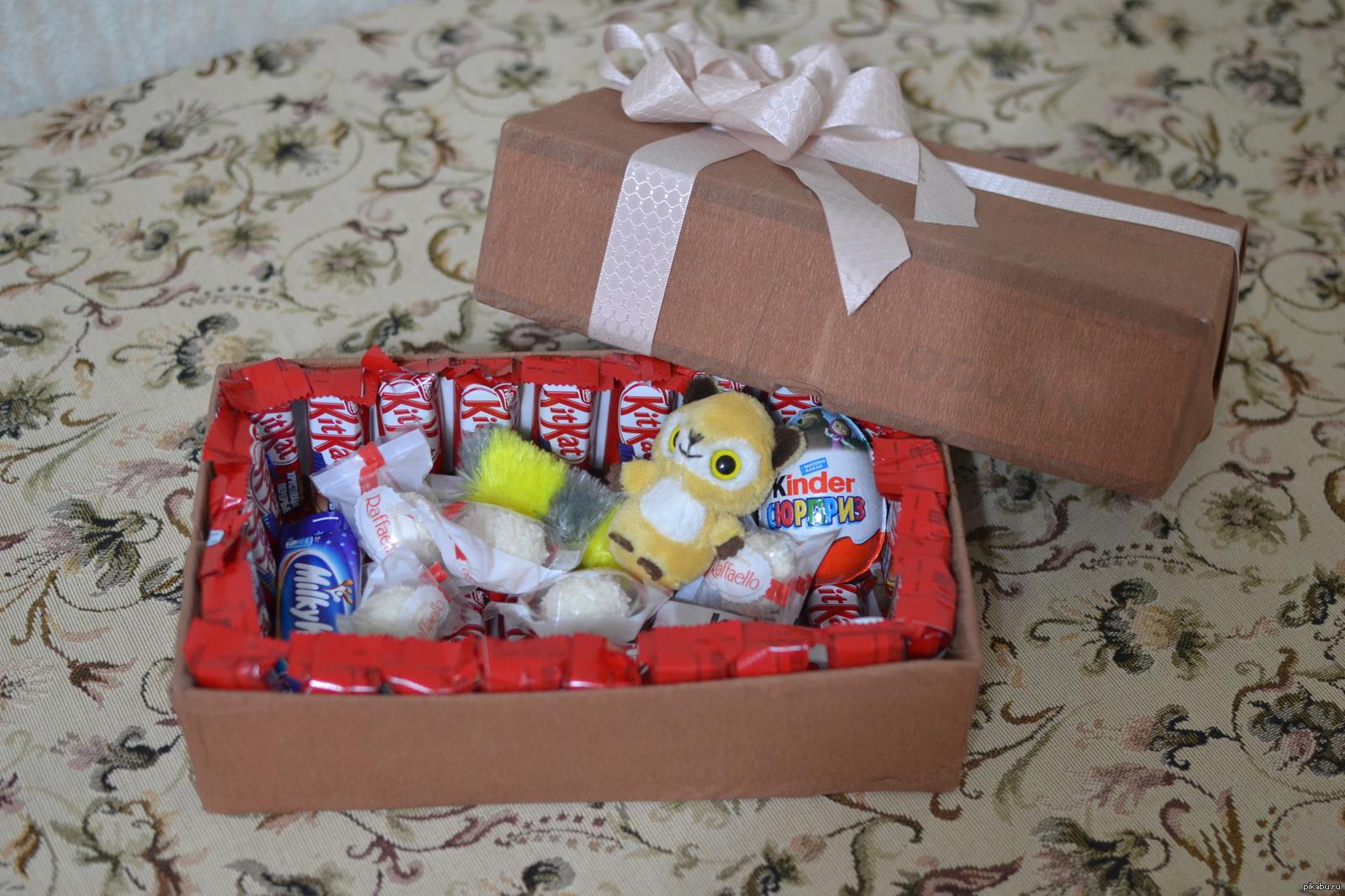 Смешные подарки день рождения своими руками