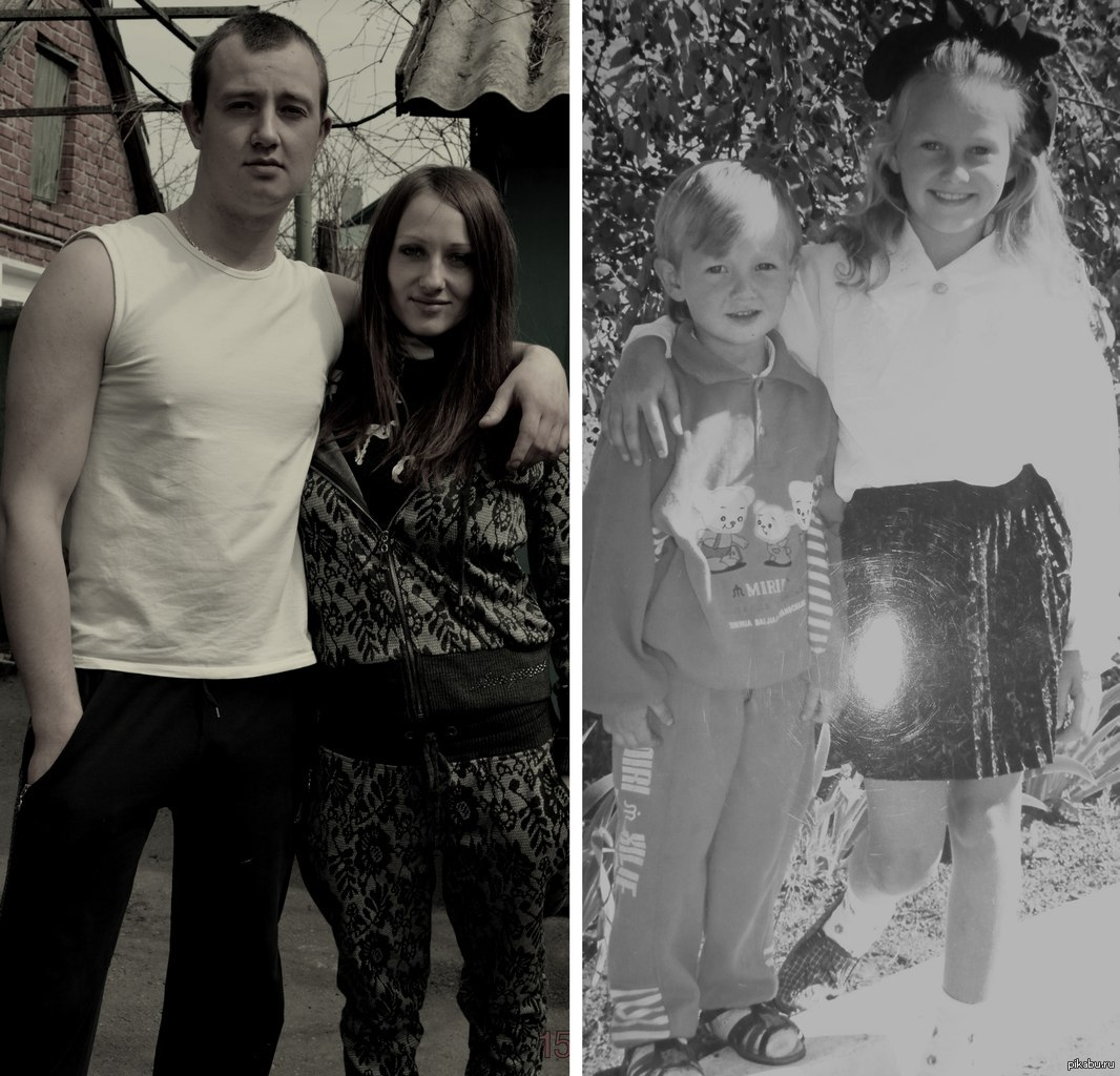 Что брат сделал с сестрой 7 фотография