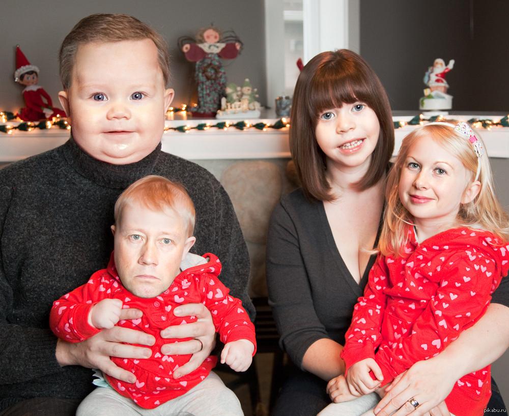 Семейное фото моей жены 6 фотография