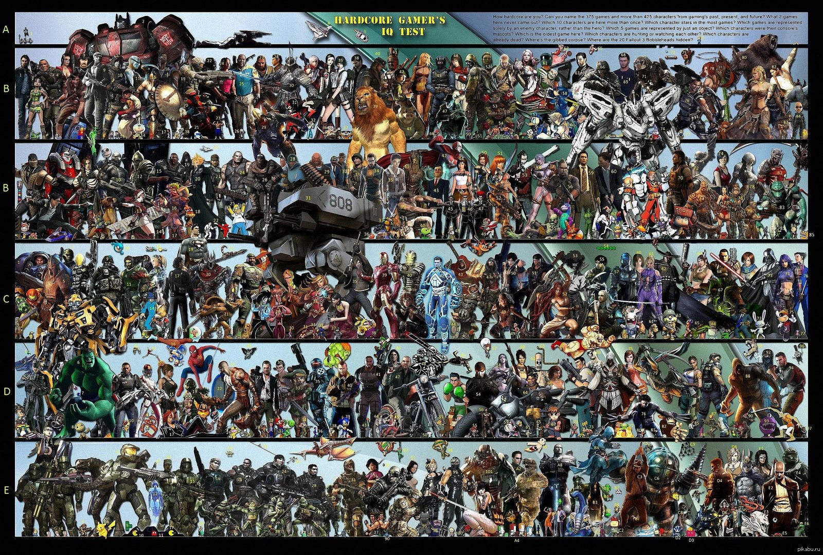 фото всех игр