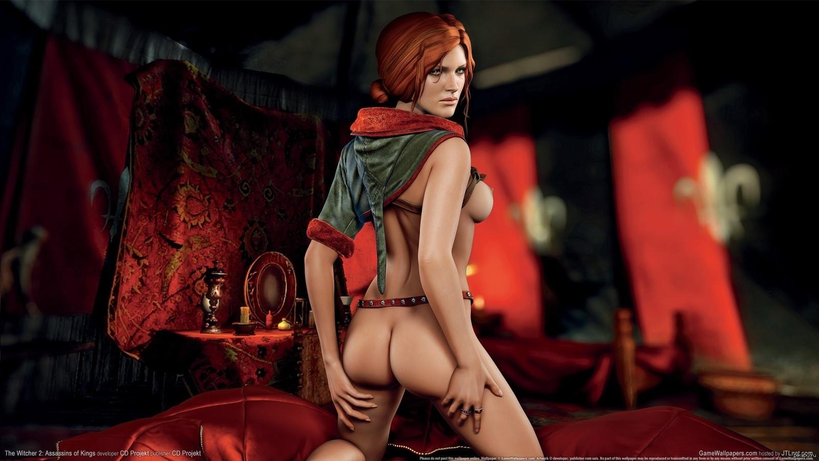 Сексуальные фото персонажей игр 1 фотография
