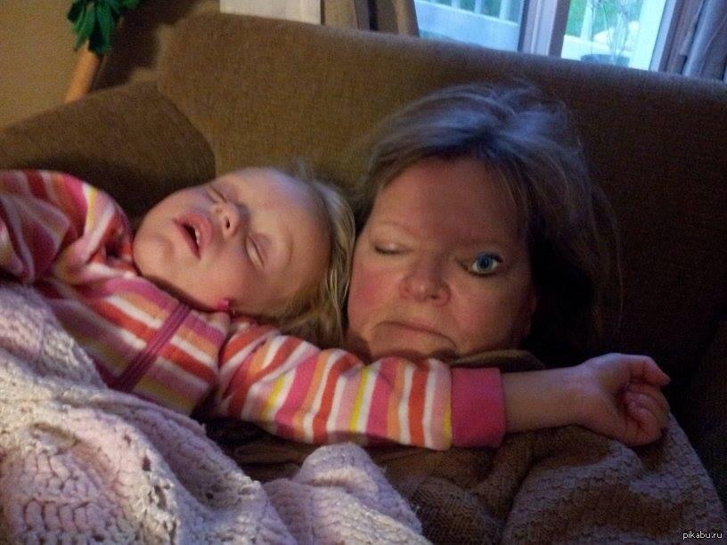 Фото озабоченных мамочек с племянниками 3 фотография