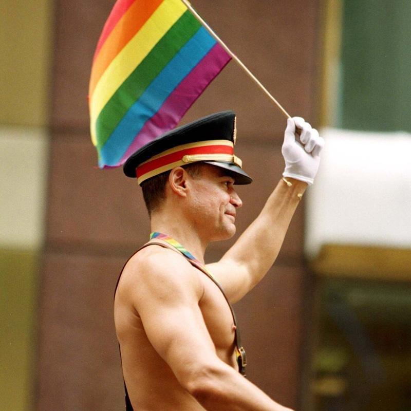 флаг сексуальных меньшинств
