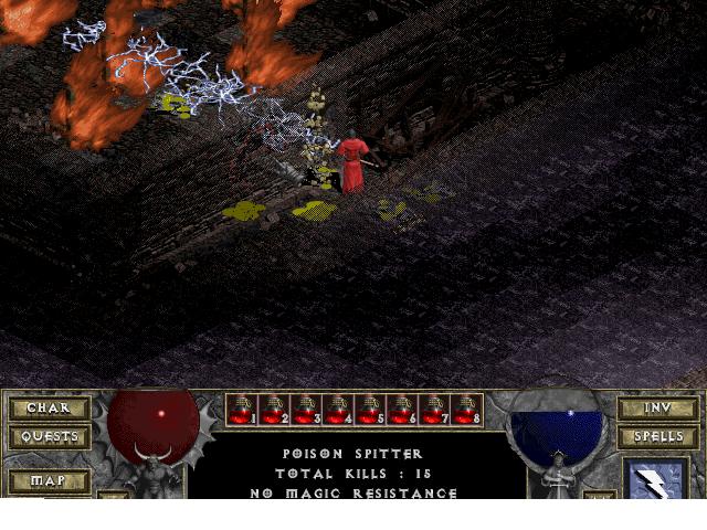 Diablo free download (gog) full version pc game setup.
